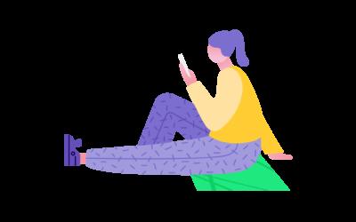 Mobile Research – unterwegs am Handy oder Tablet neue Shirt-Ideen finden