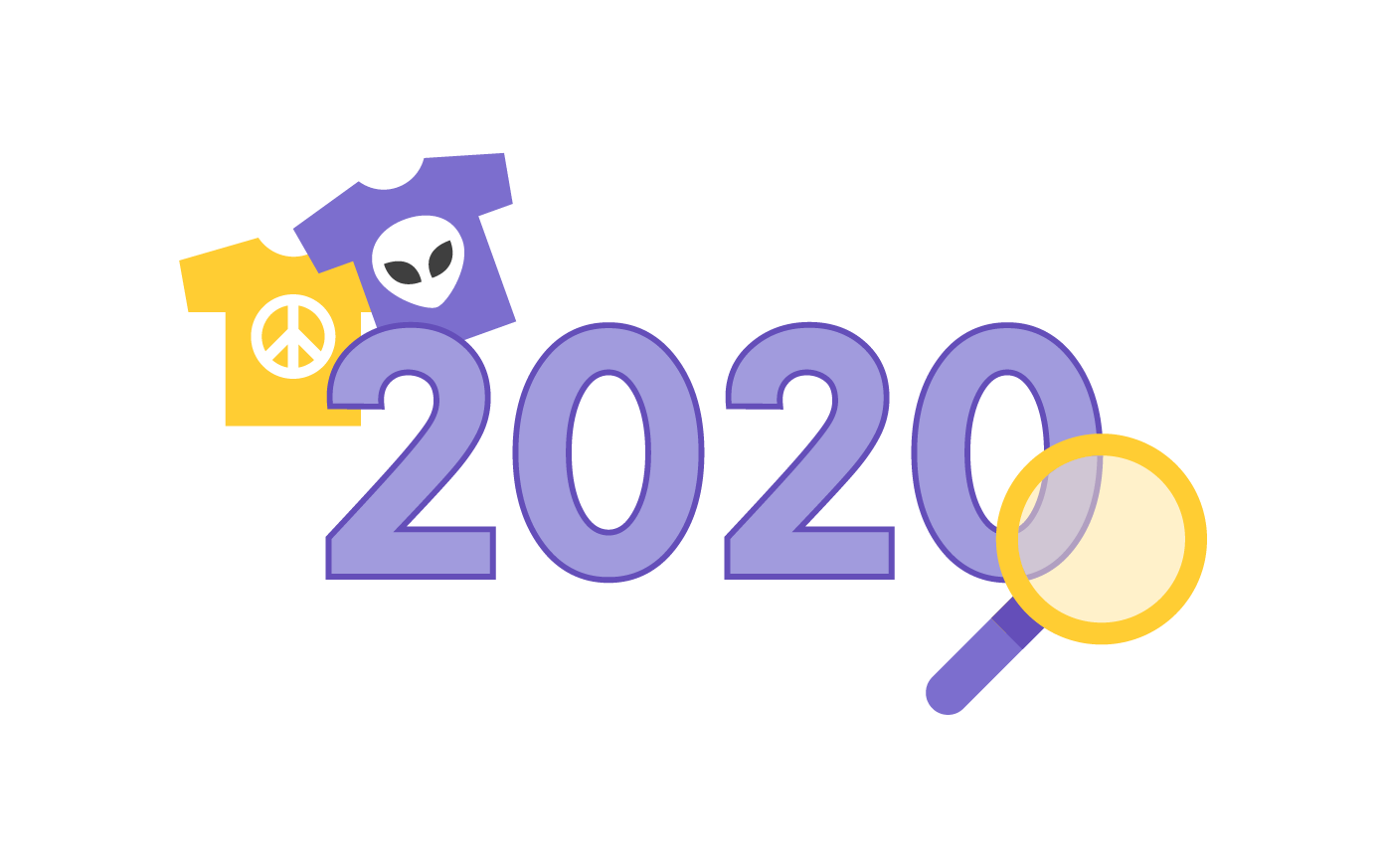 Merch by Amazon Jahresrückblick 2020